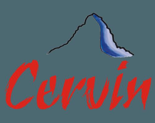 Cervin - Logo Transparent